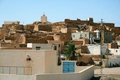 Tunesien Matmata Lizenzfreie Stockfotos