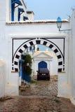 Tunesien Sidi Bou besagt Stockfotografie