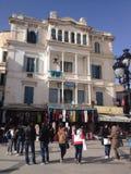 Tunesien, Tunis Stockfotografie