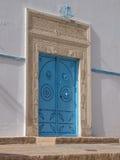 Tunesische Deur Stock Afbeeldingen
