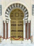 Tunesische deur Royalty-vrije Stock Afbeelding