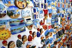 Tunesische herinneringsmagneet Royalty-vrije Stock Fotografie
