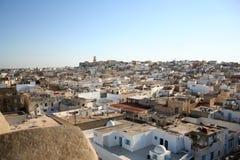 Tunesische Stad Stock Afbeeldingen