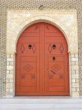 tunezyjczyk drzwi Zdjęcie Royalty Free
