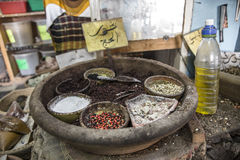 Tunezyjczyka kadzidło Zdjęcie Stock