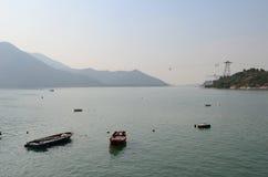 Tung Chung Bay Stock Images
