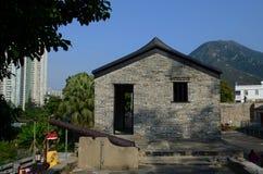 Tung Chung Fort Royalty Free Stock Photos