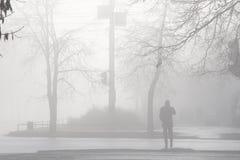 Tung dimma Fotografering för Bildbyråer