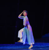 "Tung flowers-Dance drama ""The Dream of Maritime Silk Road"" Stock Photo"