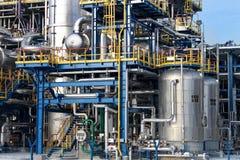 tung industri pipes rör Royaltyfri Fotografi