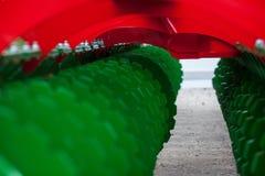 Tung lantbrukutrustning Royaltyfri Bild