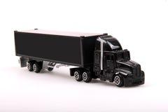 tung lastbil för arbetsuppgift royaltyfri bild