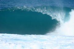tung wave Fotografering för Bildbyråer