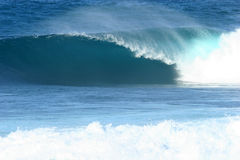 tung wave 2 Royaltyfri Foto