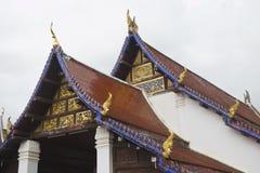 Tung Yang Temple royaltyfria foton