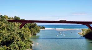 Tungho most obrazy royalty free