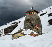 Tungnath Temple Royalty Free Stock Images