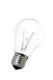 Tungsten bulb Stock Image