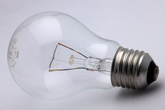 Tungsten bulbs. For background use Stock Photography