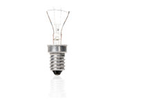 Tungsten light bulb without glass Royalty Free Stock Photography