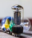 tungsteno del amplificador del tubo Imagen de archivo
