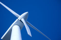 Tungsteno della turbina di vento Fotografia Stock