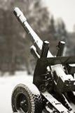 tungt artilleri Arkivbilder