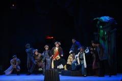 "Tungt omge-Peking opera som ""Taking Tiger Montain By Strategyâ € Royaltyfri Foto"