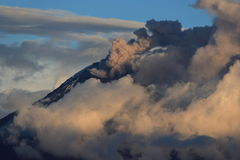 Tungurahua Royalty Free Stock Photography