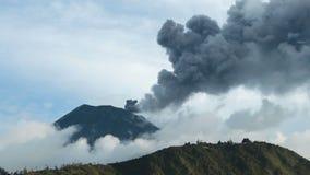 Tungurahua-Explosion stock video