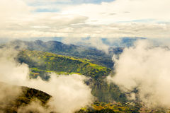 Tungurahua prowincja W Ekwador Zdjęcie Royalty Free