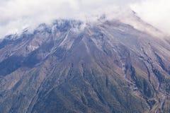 Tungurahua Explosion, South America Stock Image