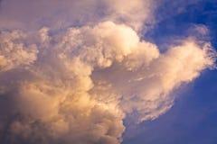 Tungurahua volcano explosion Stock Photos