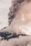 Tungurahua Volcano, Intense Strombolian Activity Royalty Free Stock Image