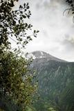 Tungurahua vulkan Ecuador Arkivbilder