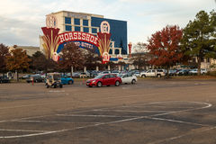 Tunica Mississipi Casinos Royalty Free Stock Images