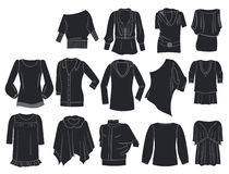 Tunics Stock Image