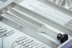 Tuning Fork Royalty Free Stock Image