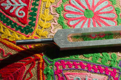 Tuning fork Royalty Free Stock Photo