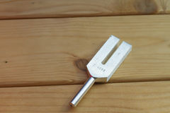 Tuning fork Royalty Free Stock Images