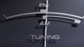 Tuning stock video footage