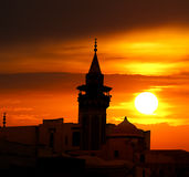 Tunis Photographie stock