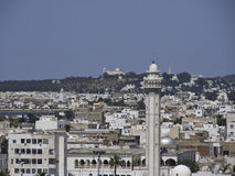 Tunis. The City of Tunis in Africa Stock Photography