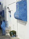 Tunis. The City of tunis in africa Stock Images