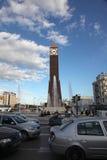 Tunis Clock Tower Stock Photo