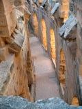 Tunis coliseum Royalty Free Stock Photo