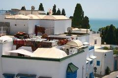 Tunis miejskiego krajobrazu Fotografia Stock