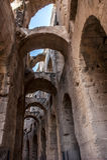 Tunis, Roman theatre Royalty Free Stock Photography