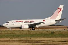 Tunisair stock foto's