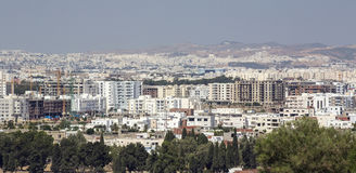 Tunisia Capital city Stock Photography